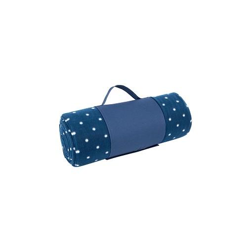 Picknickdecke mit isolierter Rückseite und Fleeceoberseite